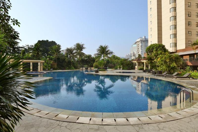 The Aryaduta Suites Hotel Semanggi - Hotel - 4