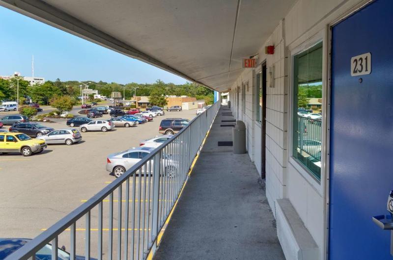 General view Motel 6 Boston Braintree