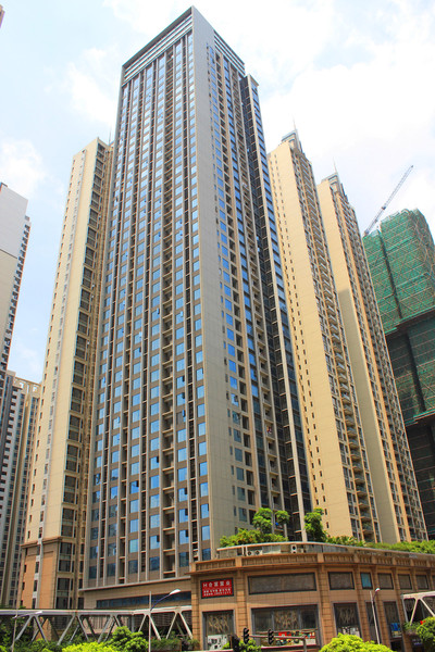 General view She & He Service Apartment-huifeng