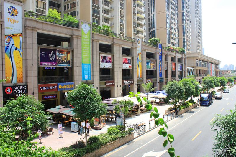 Restaurant She & He Service Apartment-huifeng