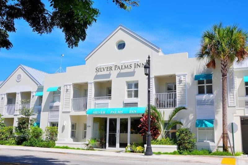 General view Silver Palms Inn Key West