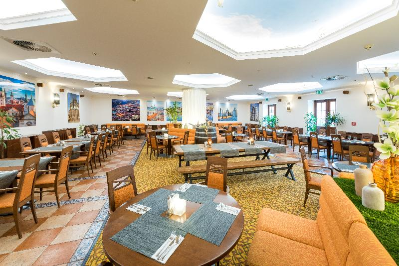 Lindner Hotel Prague Castle - Restaurant - 13