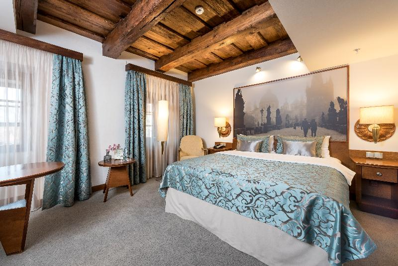 Lindner Hotel Prague Castle - Room - 11