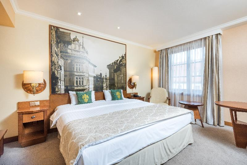 Lindner Hotel Prague Castle - Room - 10