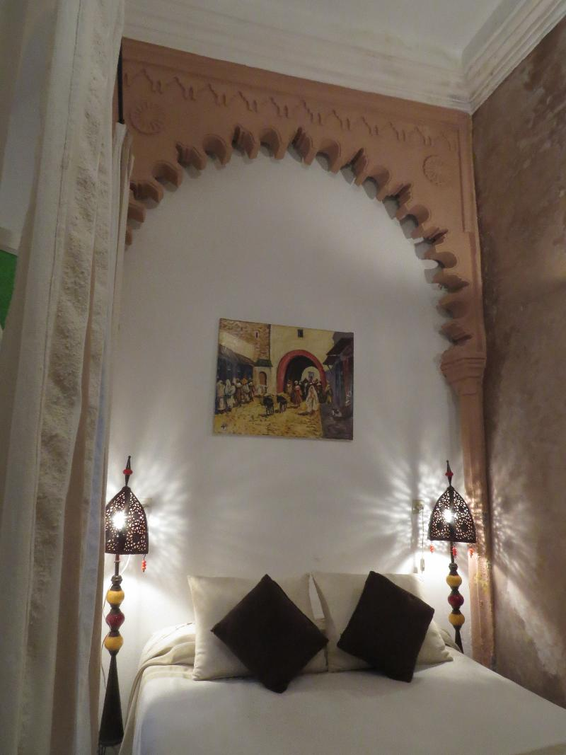 Room Riad Arous Chamel