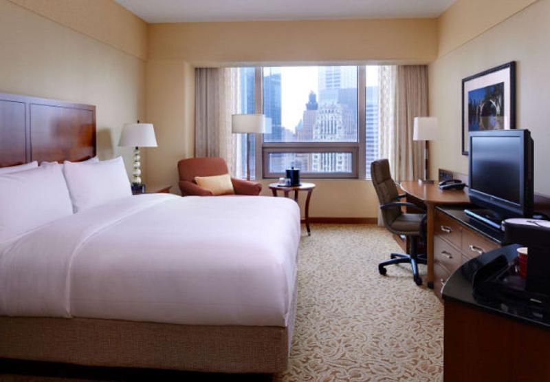 Room Minneapolis Marriott City Center