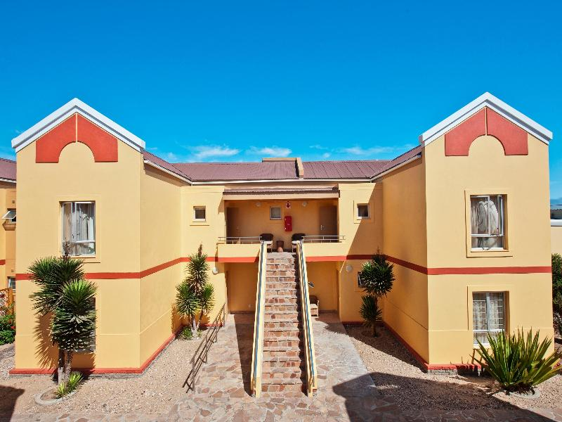 General view Protea Hotel Walvis Bay