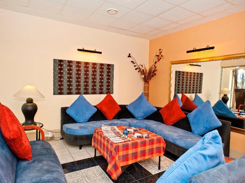 Lobby Protea Hotel Walvis Bay
