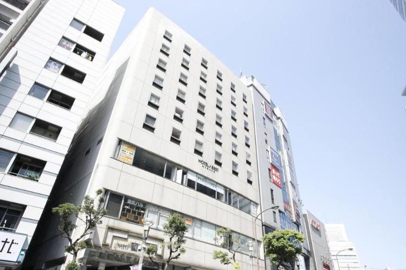Watson Meguro Hotel - Hotel - 3