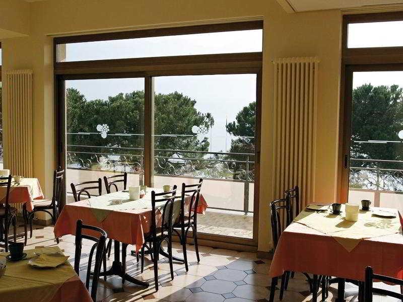 Restaurant Minotel Geranio Au Lac