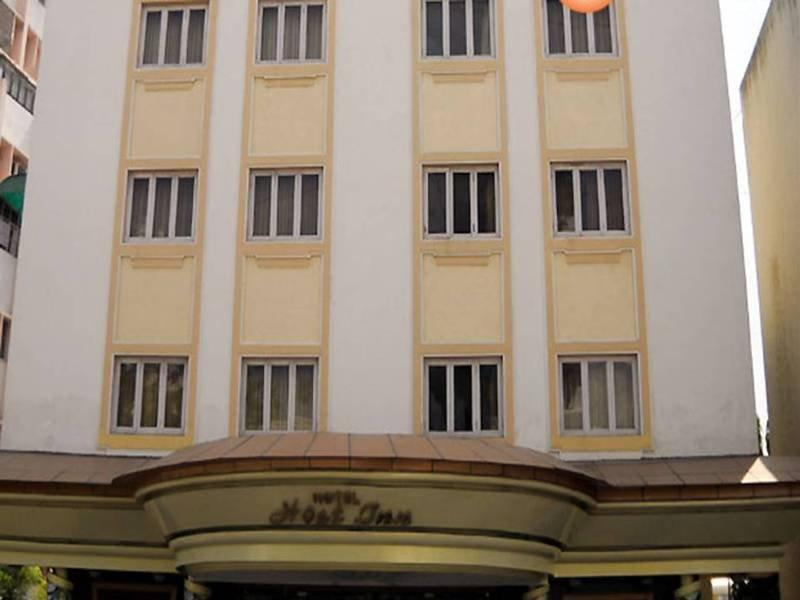 Lobby Host Inn Hotel Ahmedabad