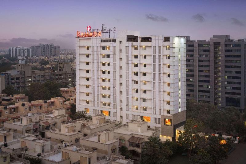 General view Ramada Ahmedabad