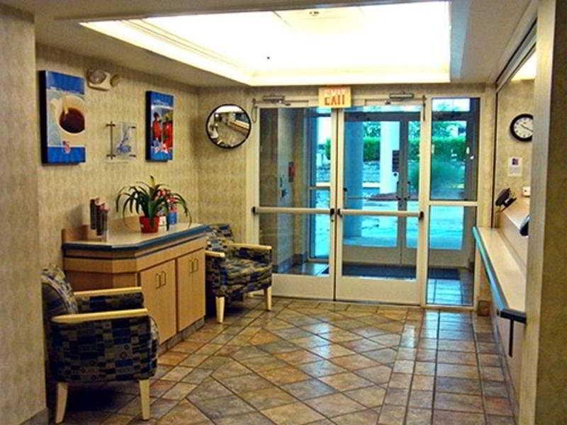 Lobby Motel 6-charlotte Carowinds