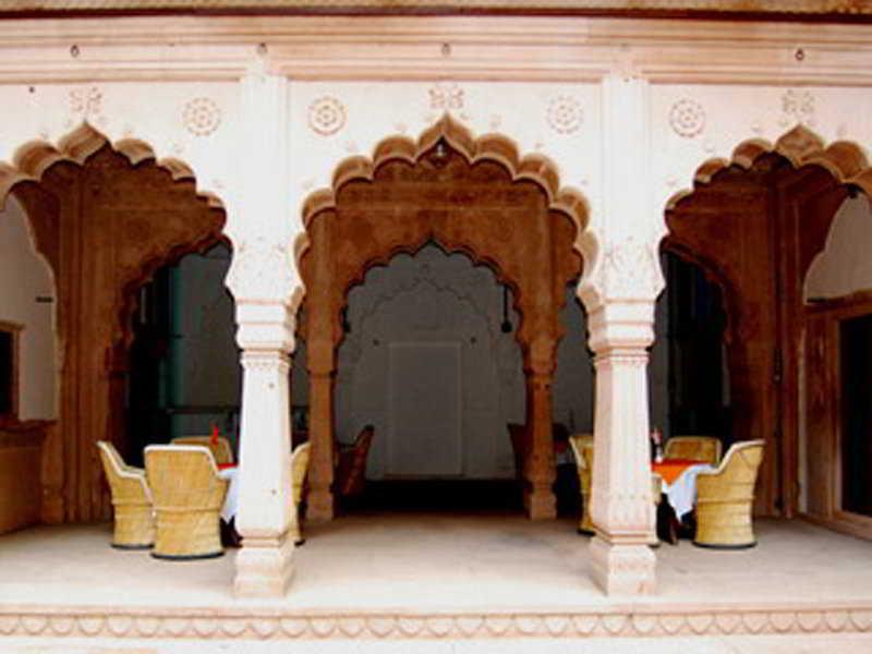 General view Mahalkhas Palace