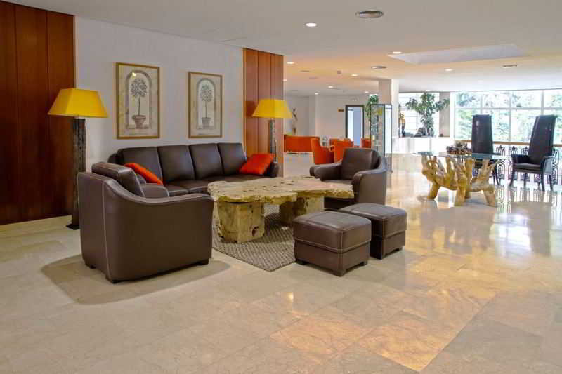 Lobby Villa De Biar