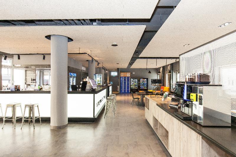 Lobby A&o Nuernberg Hauptbahnhof