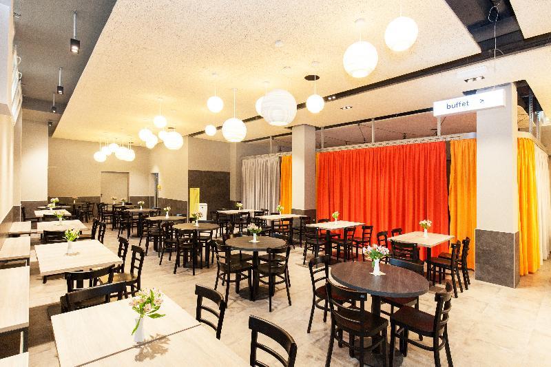 Restaurant A&o Nuernberg Hauptbahnhof