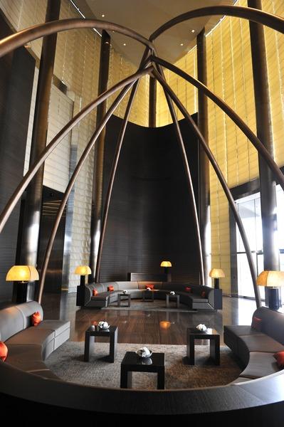 Lobby Armani Hotel Dubai