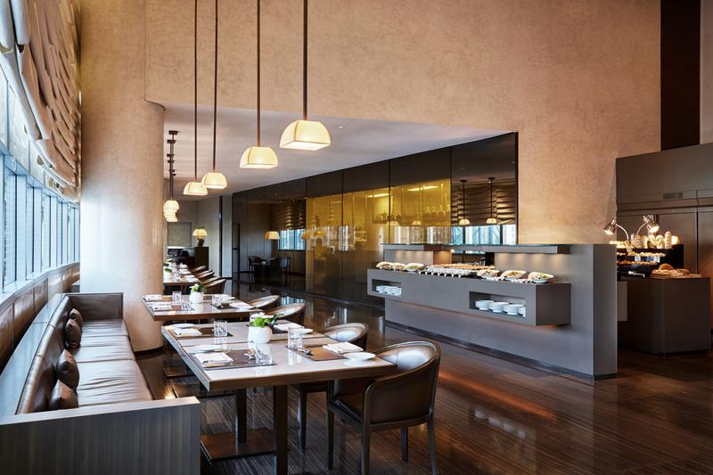 Restaurant Armani Hotel Dubai