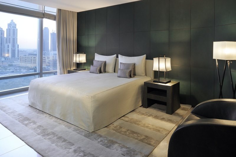 Room Armani Hotel Dubai
