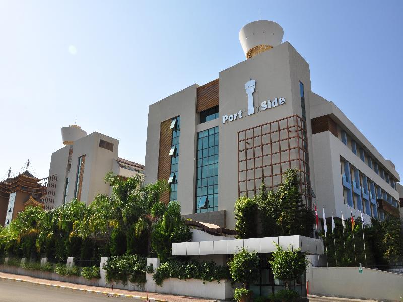 port side resort hotel