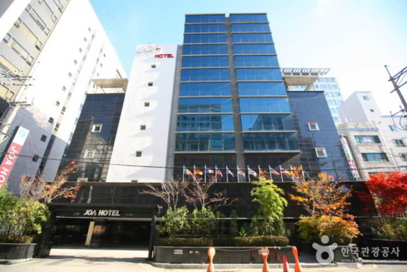 General view Benikea Suwon Hotel