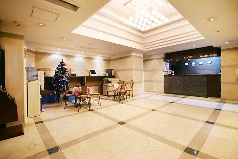 Lobby Benikea Suwon Hotel