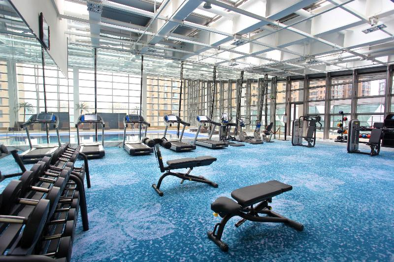 Sports and Entertainment Crowne Plaza Beijing Chaoyang U-town