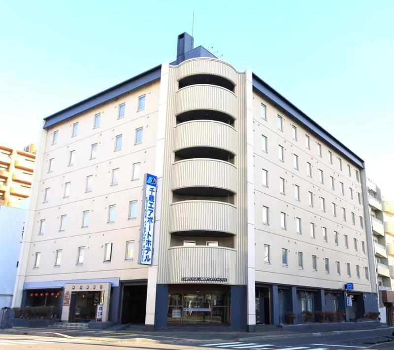 Coms New Chitose Airport Hotel - Hotel - 5
