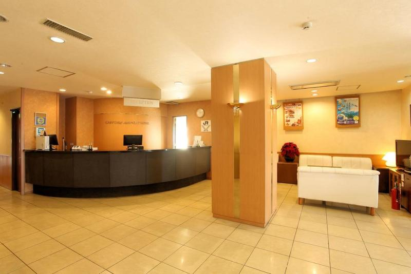 Coms New Chitose Airport Hotel - General - 0