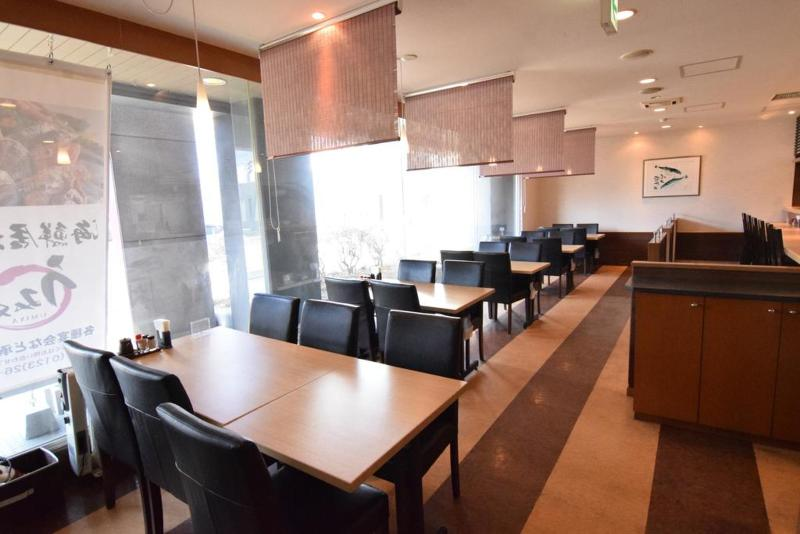 Coms New Chitose Airport Hotel - Restaurant - 11