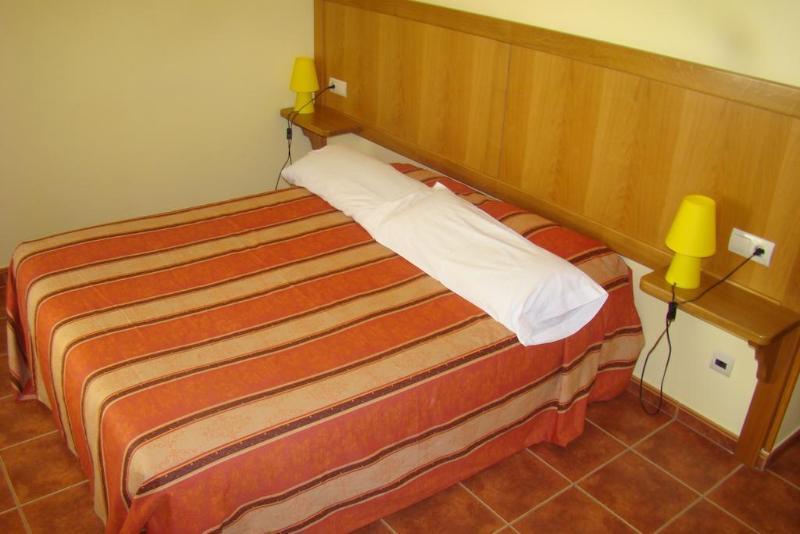 General view Apartamentos Llempo