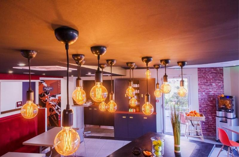 General view Best Western Toulouse Airport