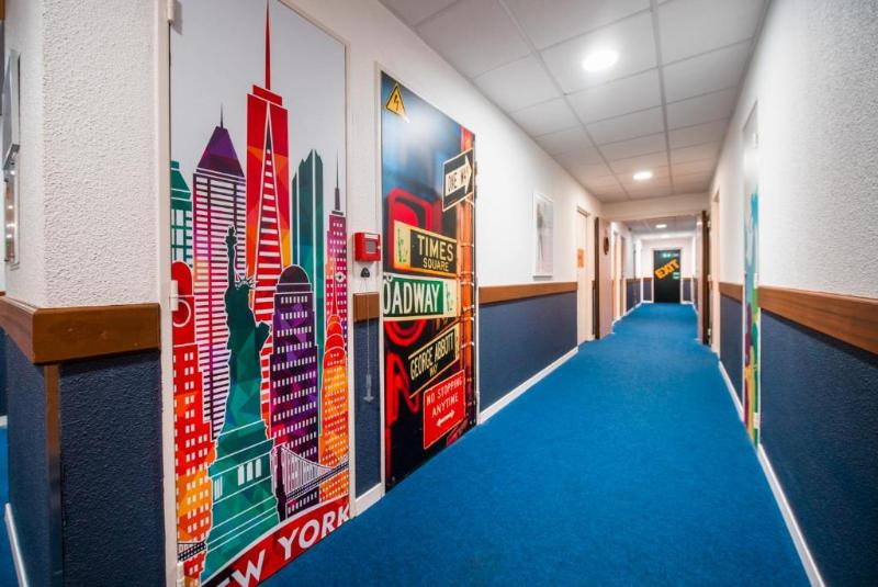 Room Best Western Toulouse Airport