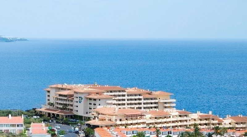 Map Location Of H10 Taburiente Playa Hotel Brena Baja La Palma Spain
