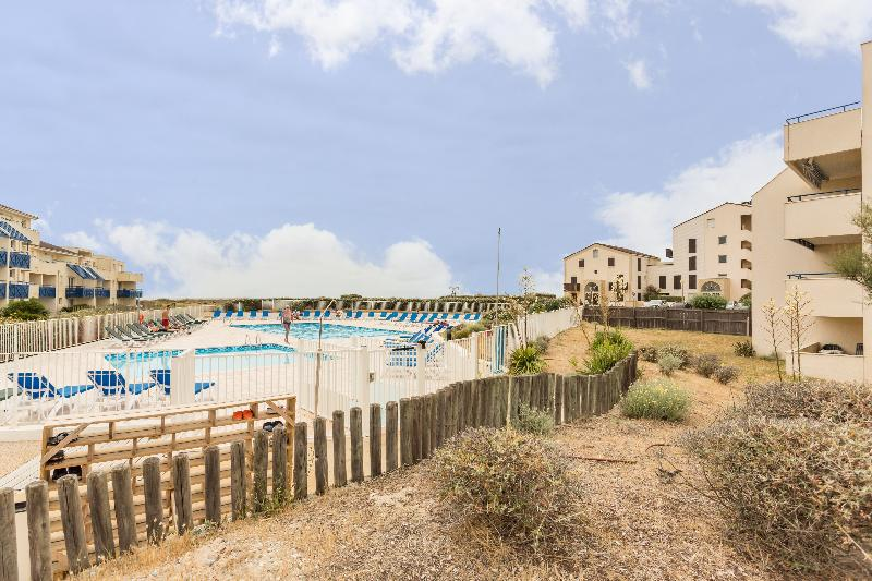 General view Residence Pierre & Vacances Bleu Marine