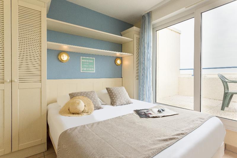 Room Residence Pierre & Vacances Bleu Marine