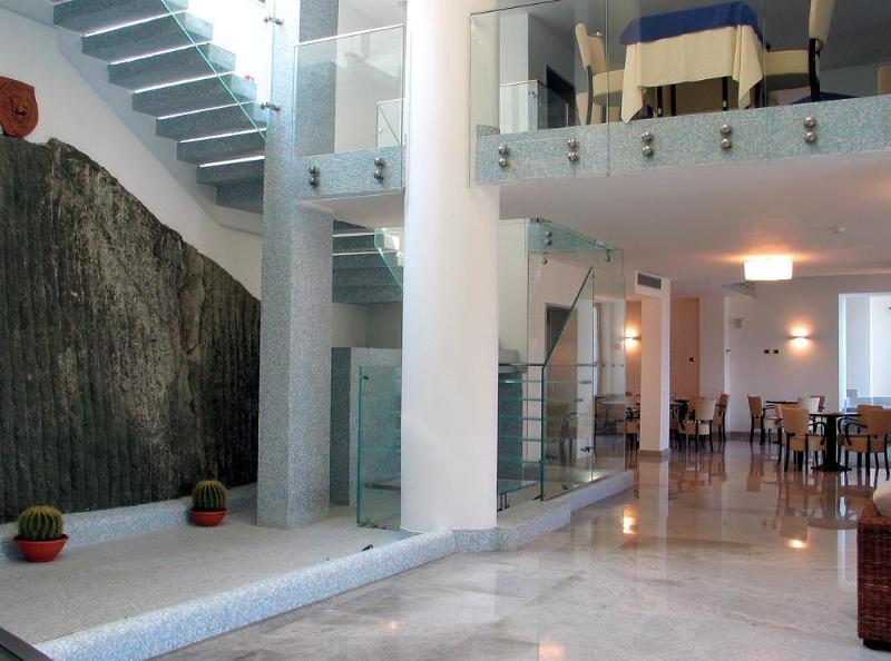 Lobby Villa Carolina