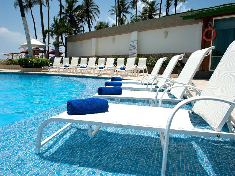Pool Dann Cartagena