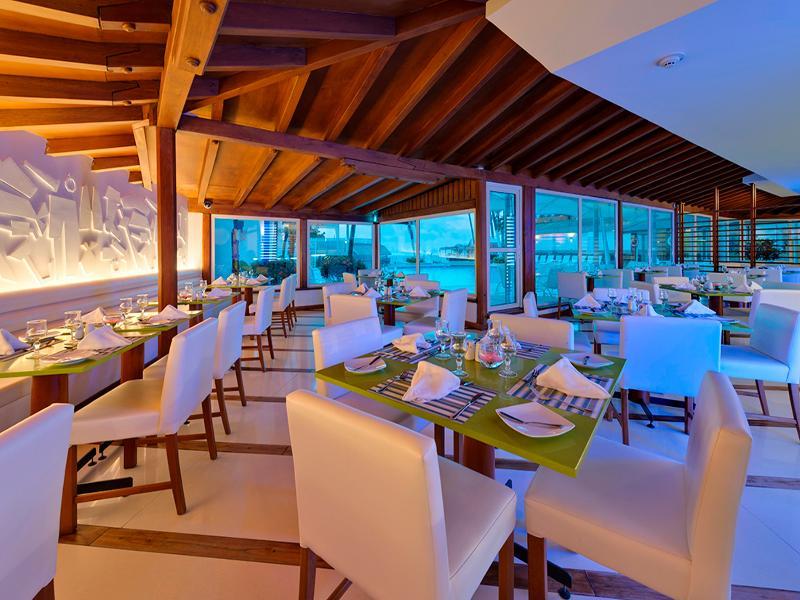 Restaurant Dann Cartagena