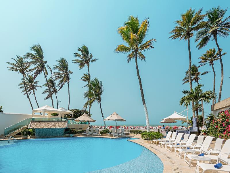 Beach Dann Cartagena