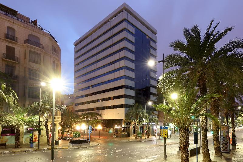 imagen de hotel Eurostars Lucentum