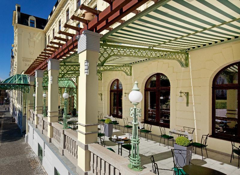 General view Clarion Grandhotel Zlaty Lev