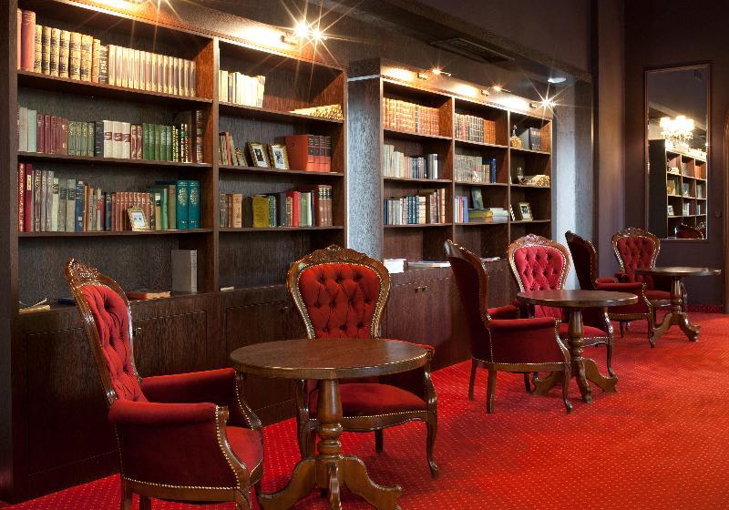 Lobby Clarion Grandhotel Zlaty Lev