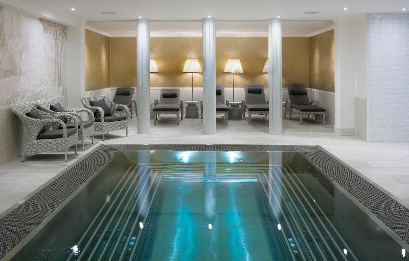 Pool Clarion Grandhotel Zlaty Lev