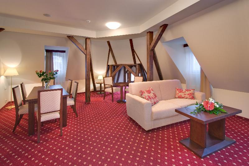 Room Clarion Grandhotel Zlaty Lev