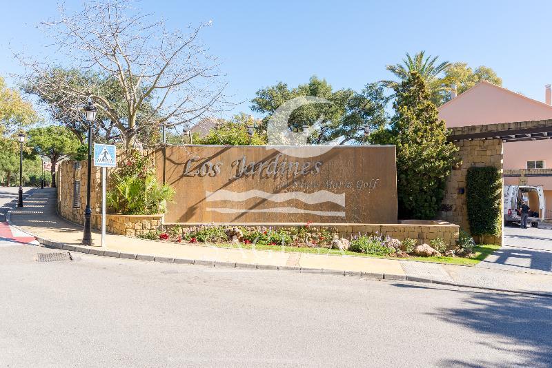 Lobby Apartamentos Jardines De Santa Maria Golf