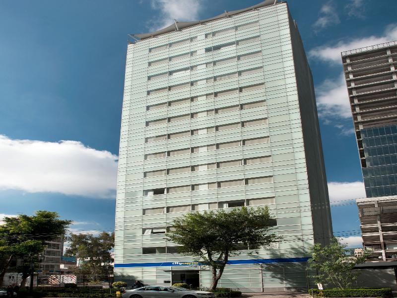 General view City Express Ebc Reforma