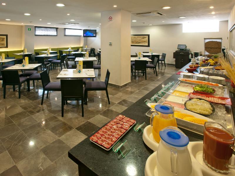 Restaurant City Express Ebc Reforma