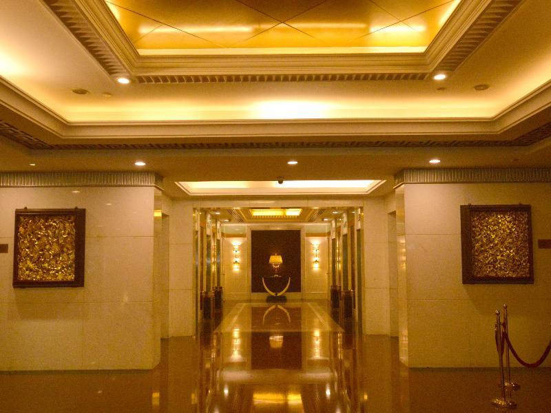 Lobby Guangdong Hotel (sheng Fu)